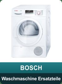 Bosch Waschmaschine Ersatzteile und Zubehör