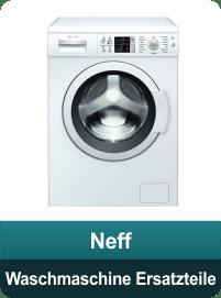 Neff Waschmaschine Ersatzteile und Zubehör