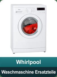Whirlpool Waschmaschine Ersatzteile und Zubehör